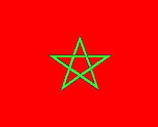 Maroc_drapeau