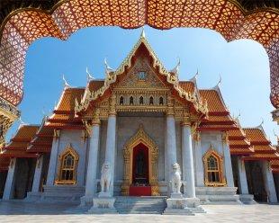 La thaïlande et bangkok