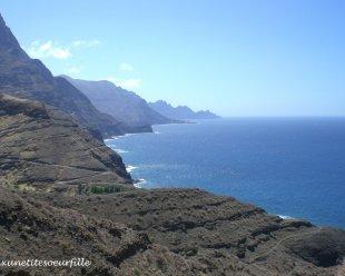 L'expatriée à Gran Canaria, aux Canaries, c'est moi