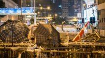 hong kong la révolution des parapluies