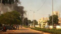 Une semaine chaude à Ouagadougou