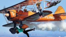 « Shiva in the Air » - L'art de voyager seule avec deux enfants