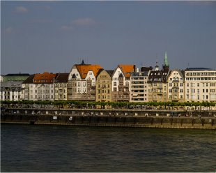 Vivre à Dusseldorf en Nordrhein Westphalen