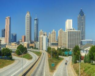 vivre à Atlanta