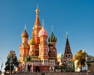 vivre à Moscou