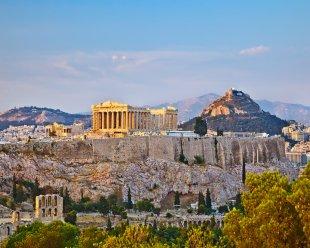 vivre à Athènes