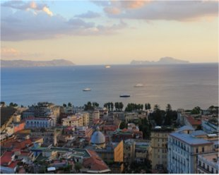 vivre à Naples
