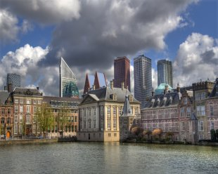 Vivre à La Haye (Pays-Bas)