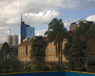 vivre à Nairobi