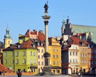 vivre à Varsovie