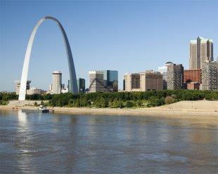 vivre à Saint Louis missouri