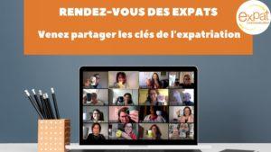 Les rendez-vous des expat…Des expats coachs pour les expats, afin de mieux vivre l'expat
