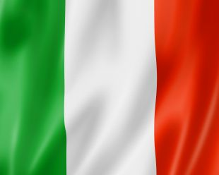 DRAPEAU ITALIEN FP