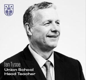 Interview Ian Tysoe