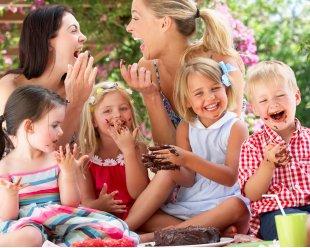 vacances en familles