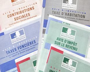 Les taxes du trésor publics