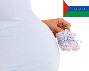grossesse à Tyumen Sibérie