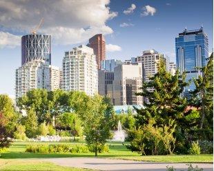 Vivre A Calgary Au Canada