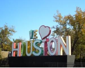 Houston-arrivée