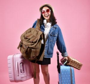Si les valises de l'expat m'étaient contées