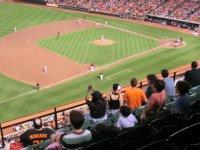 baltimore-Un match de baseball (2)