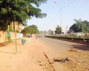Ouagadougou operation mana mana