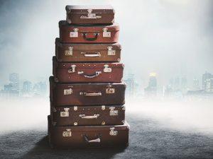 malles bagages non accompagnés