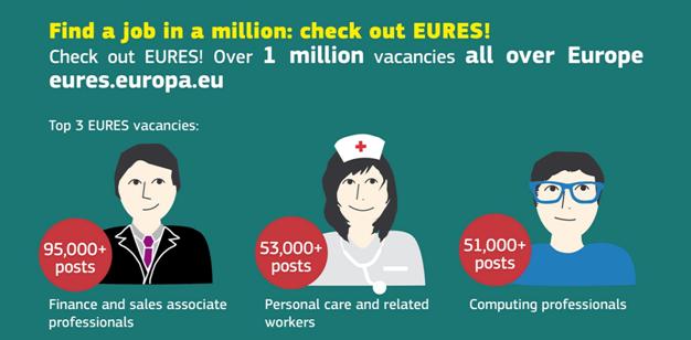 travailler UE