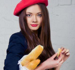 La Française, idéal féminin à l'étranger