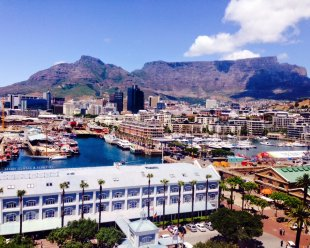 Capetownvuedelaroue