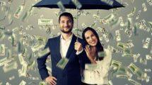 couple argent
