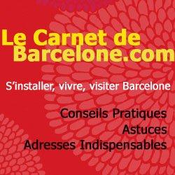 Logo carnet barcelone