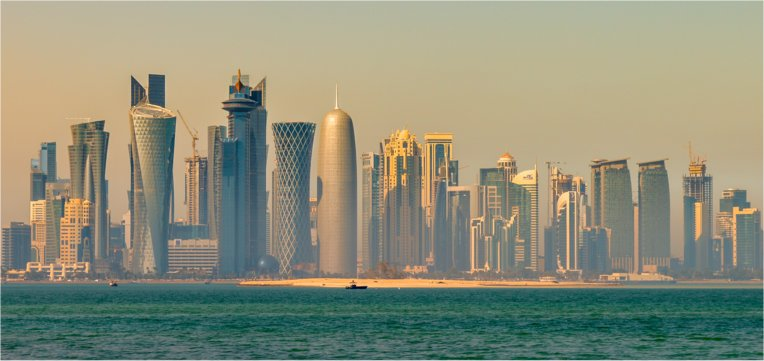 Vivre à Doha ou Ad Dawha au Qatar - Emirat du moyen-orient -