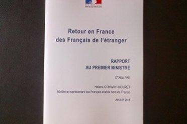 HCMRetourFrançais-Rapport