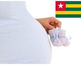 Maternité au  togo