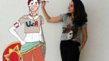 Caroline Gaujour : ma vie d'expat en dessins,