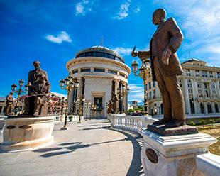 Skopje macedoine