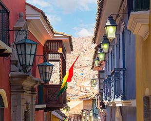 Vivre à La Paz