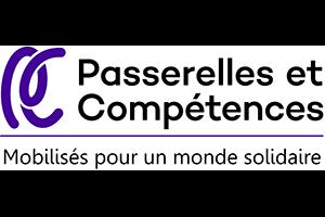 Logo Passerelles & Compétences