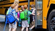 Mes enfants vont à l'école américaine