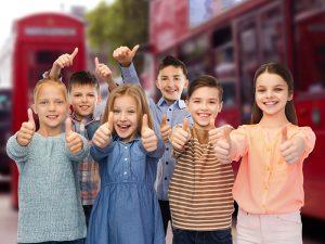 Les écoles à Londres