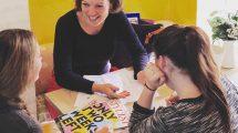 Noémie, l'équilibre d'une working mum à Londres