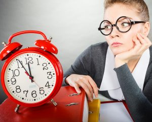 Orientation post-lycée : le cruel facteur temporel