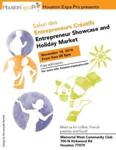 Salon des entrepreneurs créatifs de Houston : une source d'inspiration ?