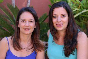 Transformées par l'expat, Anaïs et Mathilde font rouler leurs poussettes au Brésil.