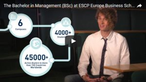 vidéo ESCP