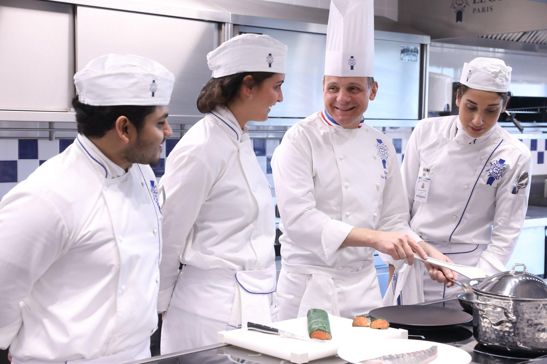 Le Cordon Bleu Paris - Arts culinaires