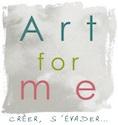 Valérie à Stuttgart, l'esprit créatif qui vient chez vous avec Art For Me