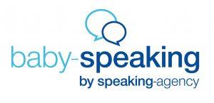 Logo speaking-agency