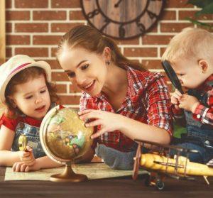 Spécial fête des mères: Vis ma vie de maman-expat!